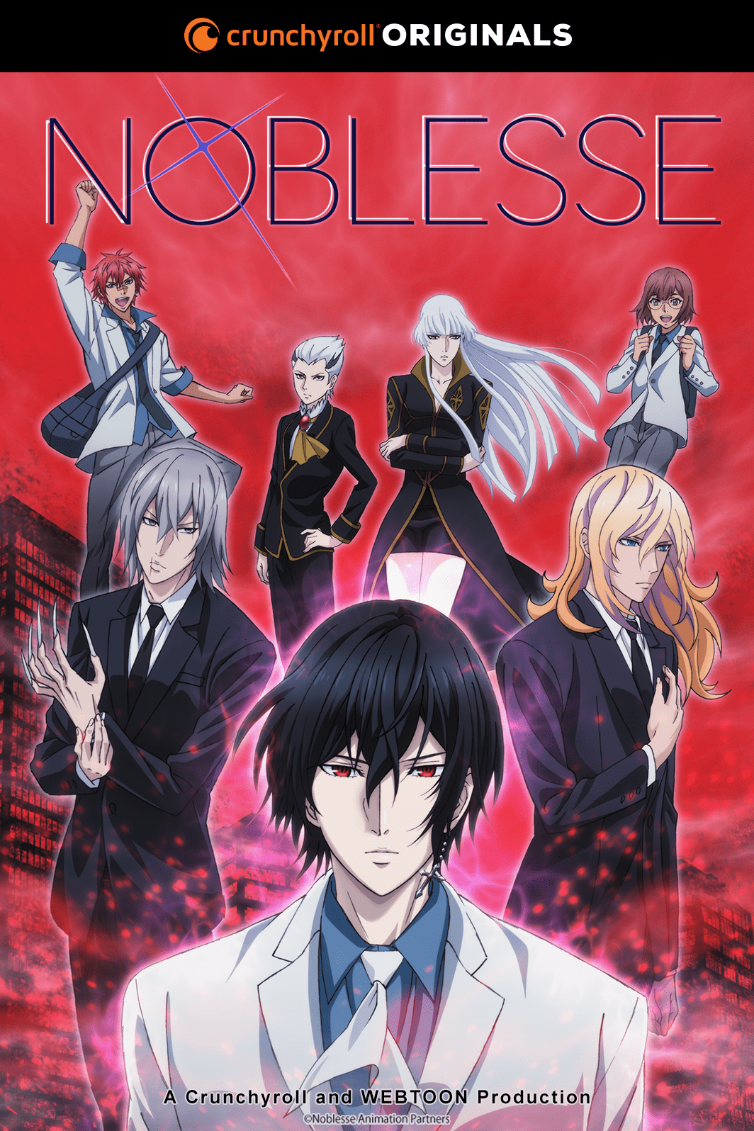 Noblesse Affiche