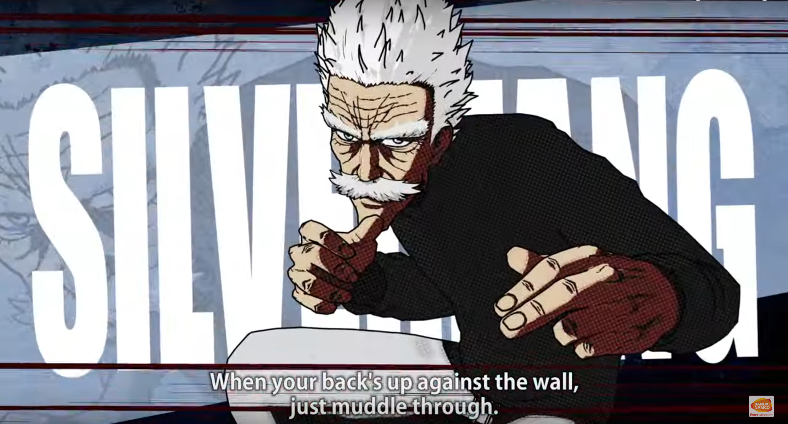 OPM Hero Nobody Knows Screen