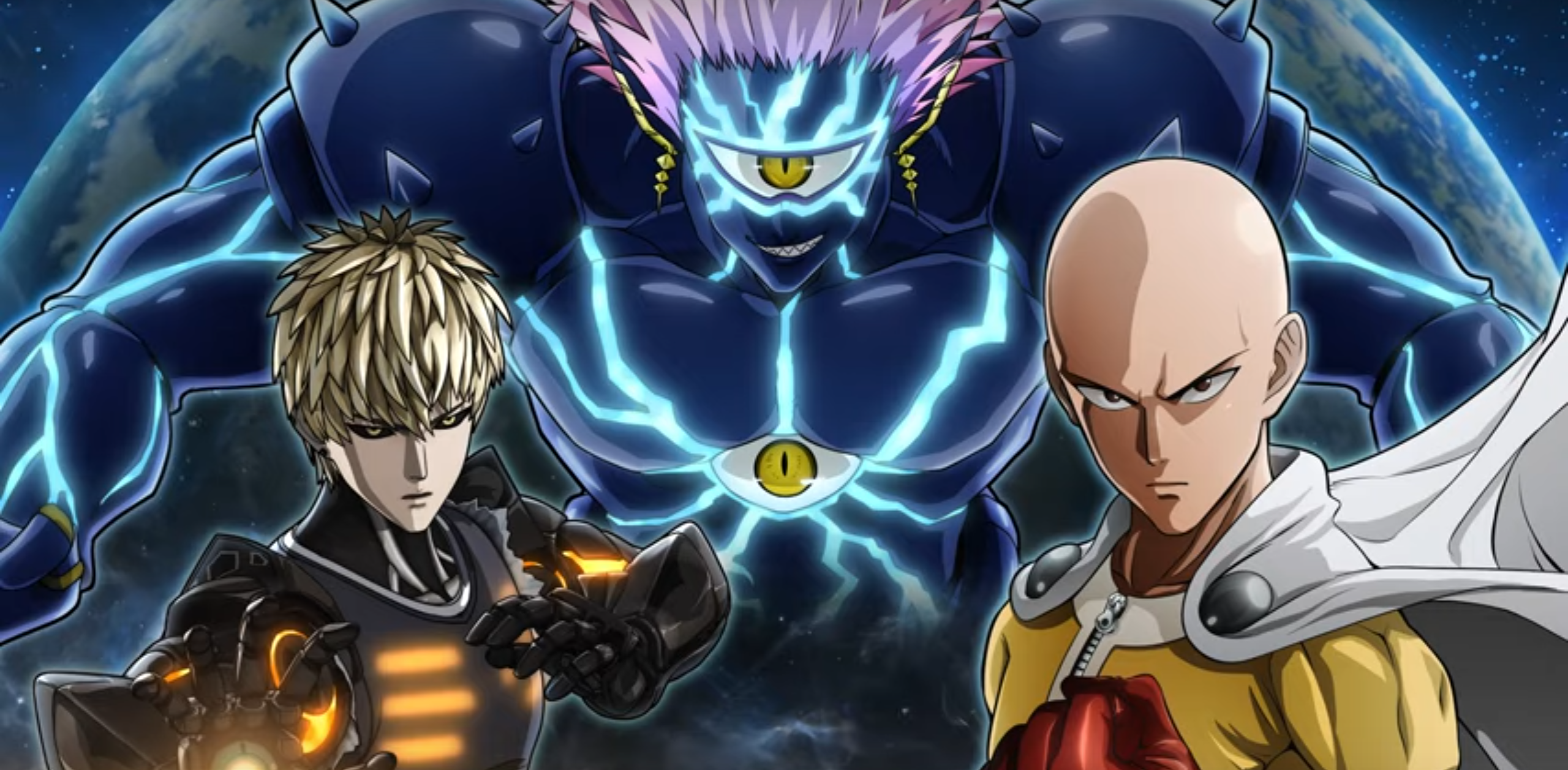 One Punch Man Image Jeu