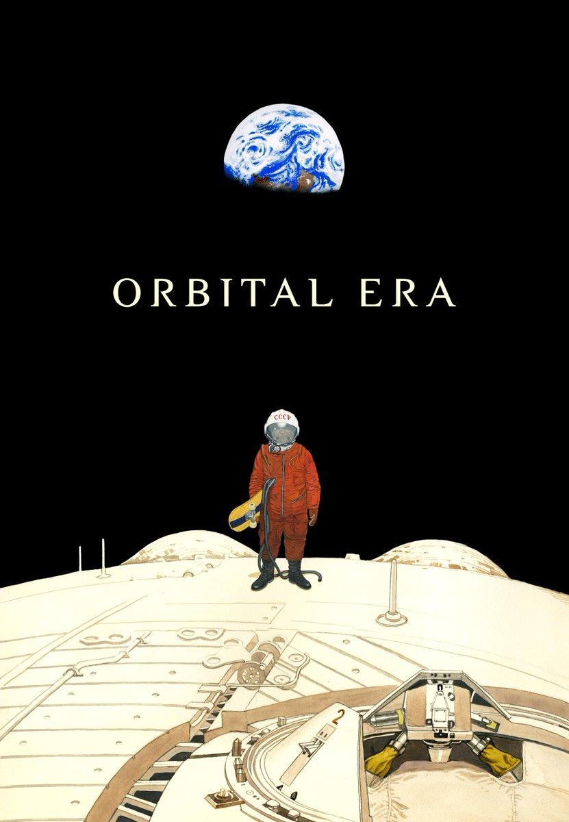 Orbital Era Affiche