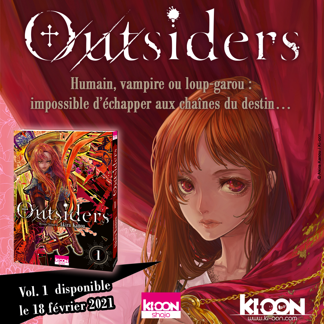 Outsiders Annonce