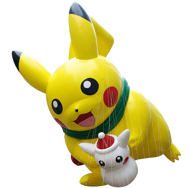 Pikachu Thanksgiving