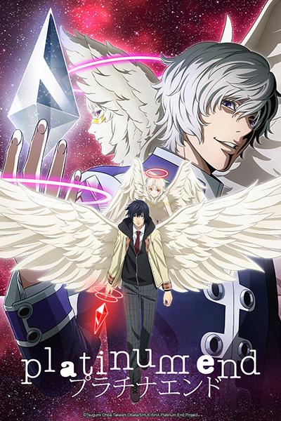 Platinum End Animé Visuel 2