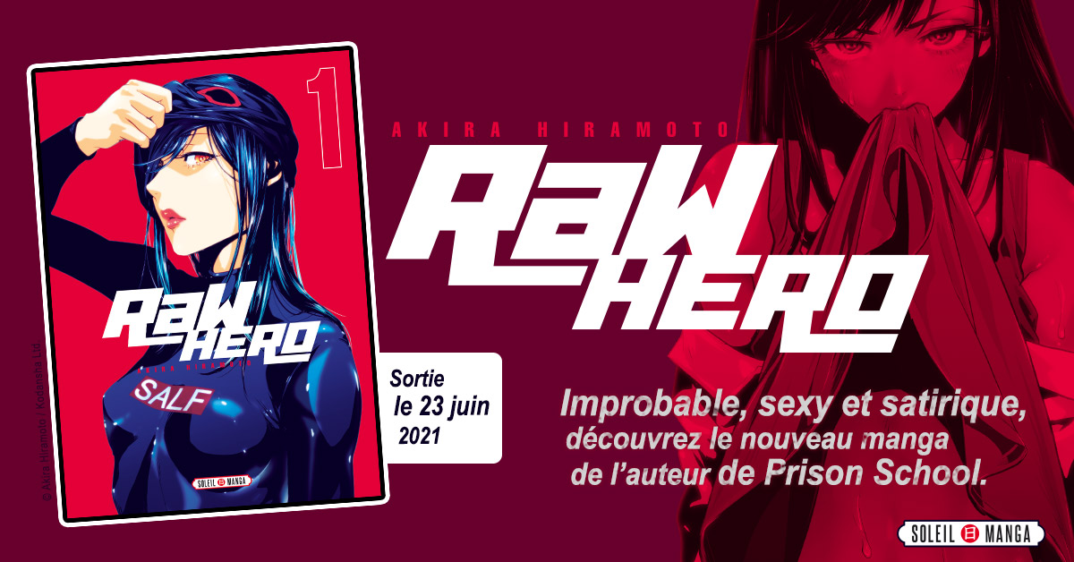 Raw Hero Annonce