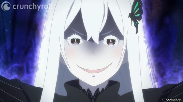Re:Zero Echidna Monologue