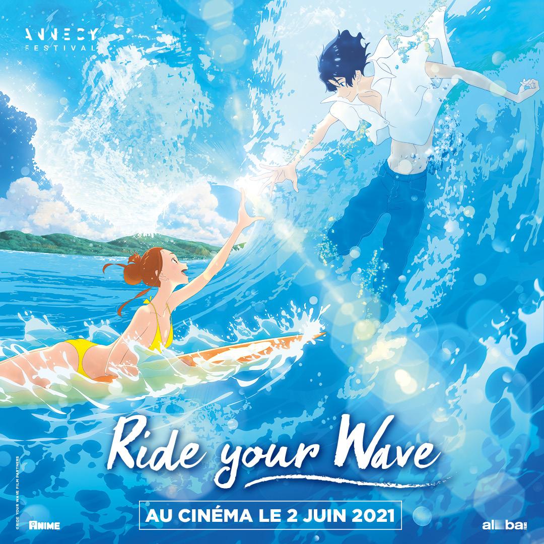 Ride Your Wave Visuel France