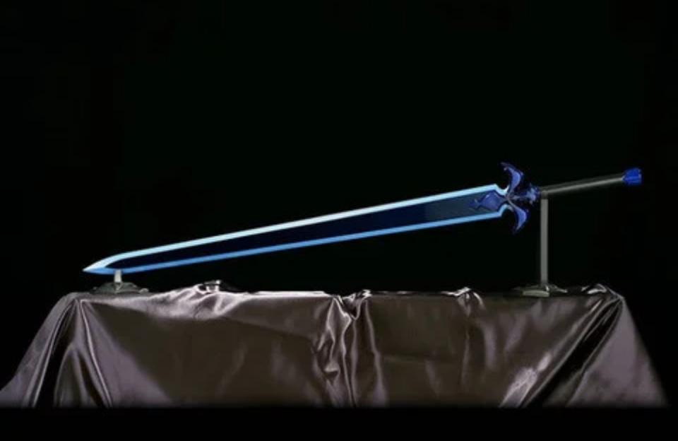 SAO Épée du Ciel Nocturne Réplique