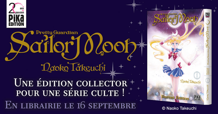 Sailor Moon Eternal Edition Annonce