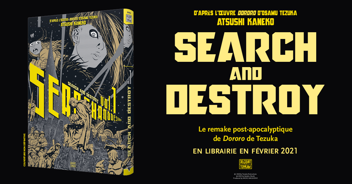 Search and Destroy Annonce