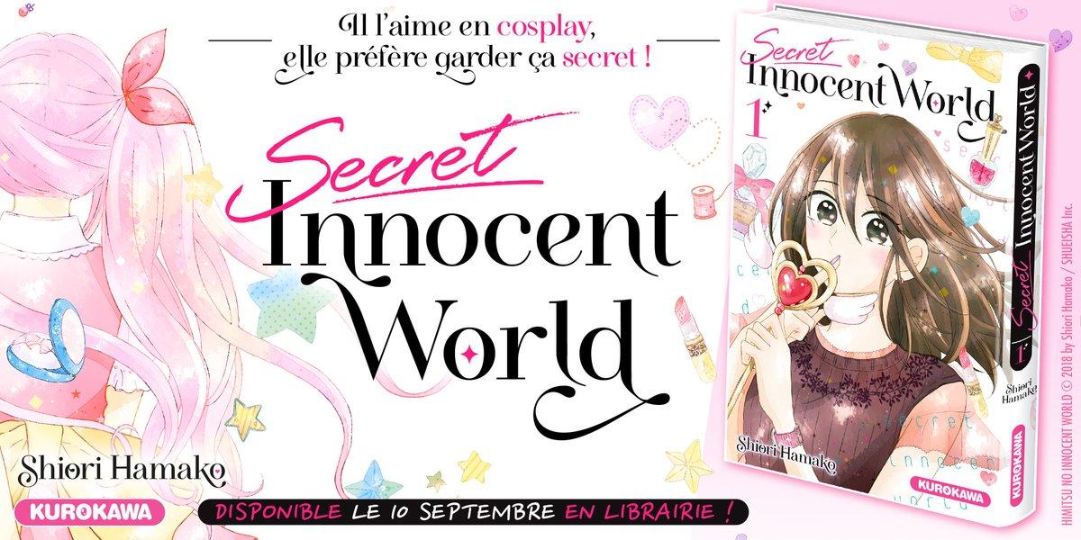 Secret Innocent World Annonce