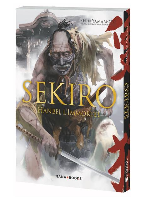 Sekiro Hanbei L'Immortel 1