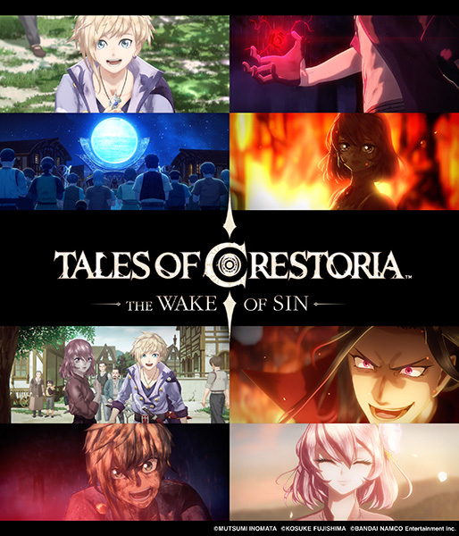Tales of Crestoria -The Wake of Sin- Affiche