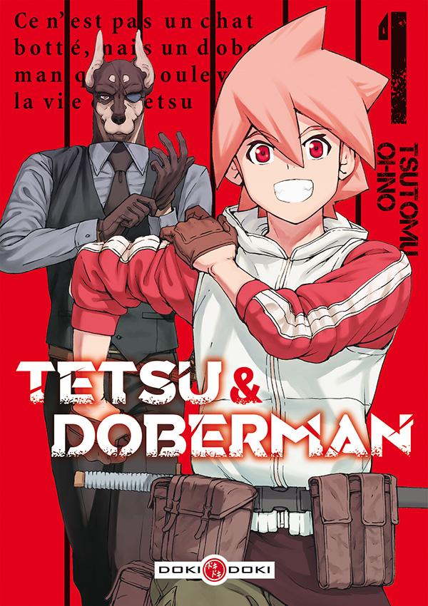 Tetsu et Doberman 1