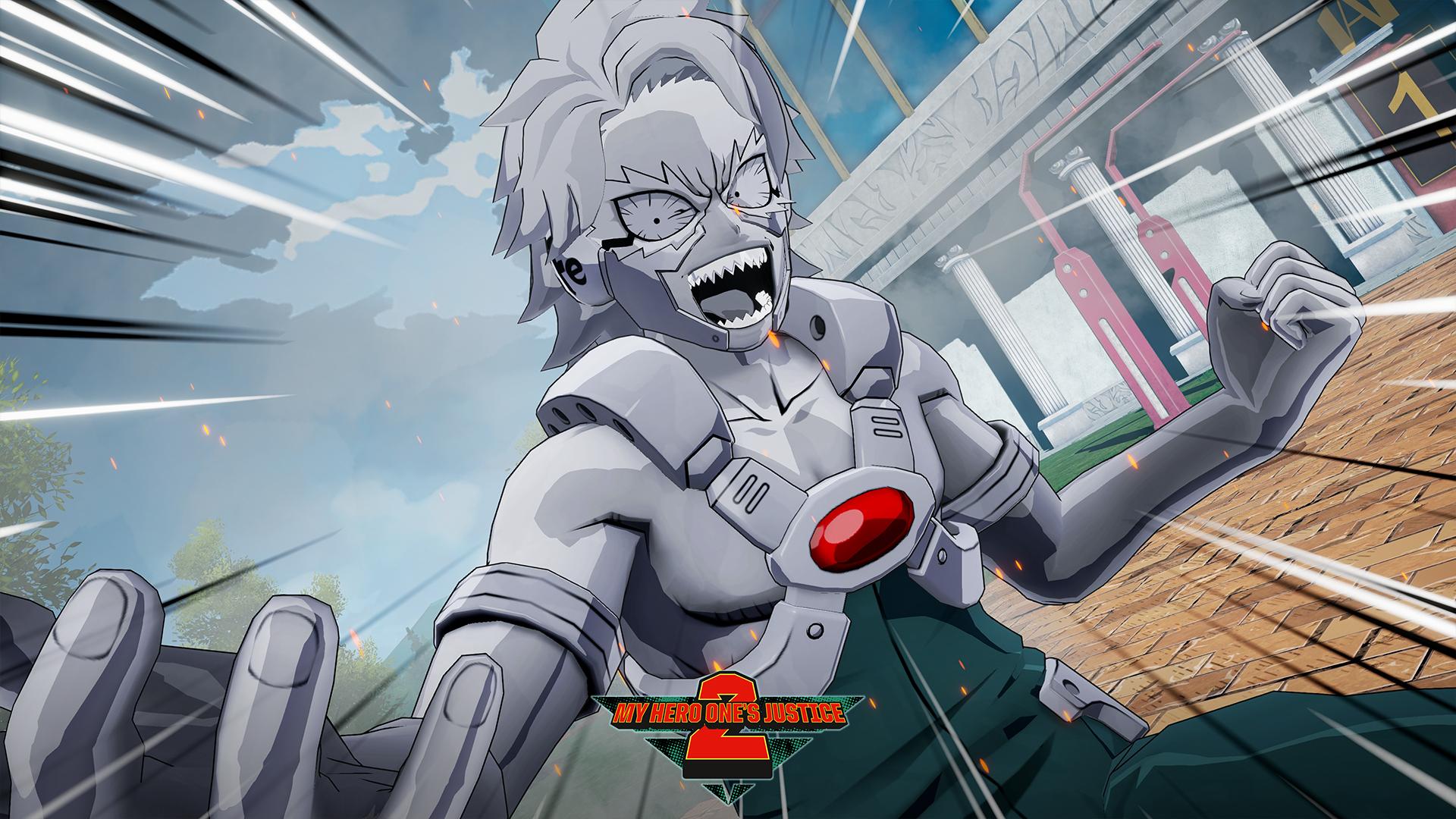 Tetsutetsu My Hero One's Justice 2