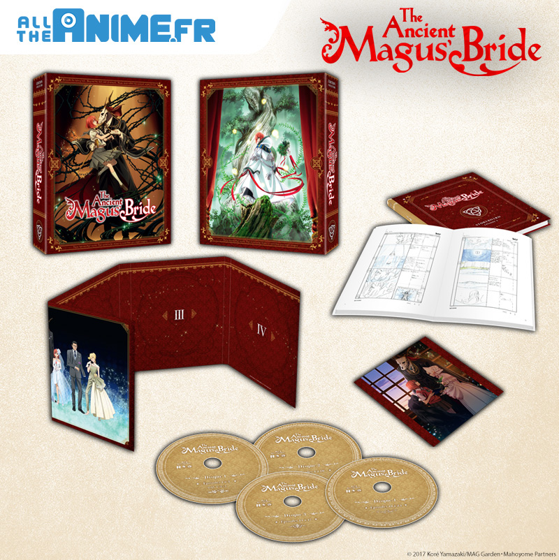 The Ancient Magus Bride collector
