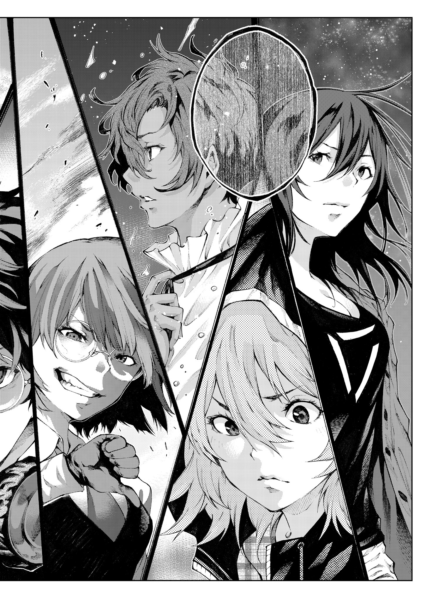 Tokoshie X Bullet Shinminato Koboshien-hen Visuel 2