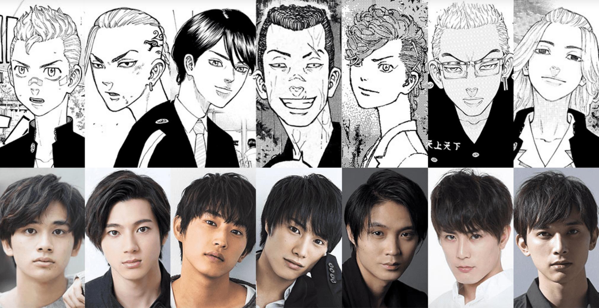 Tokyo Revengers Live-Action Casting 1