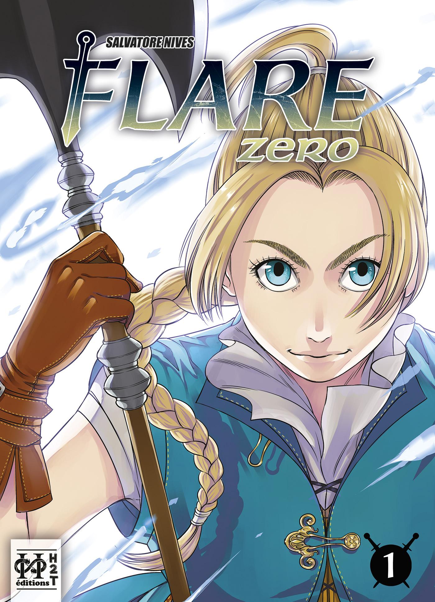 Flare Zero Couv 2