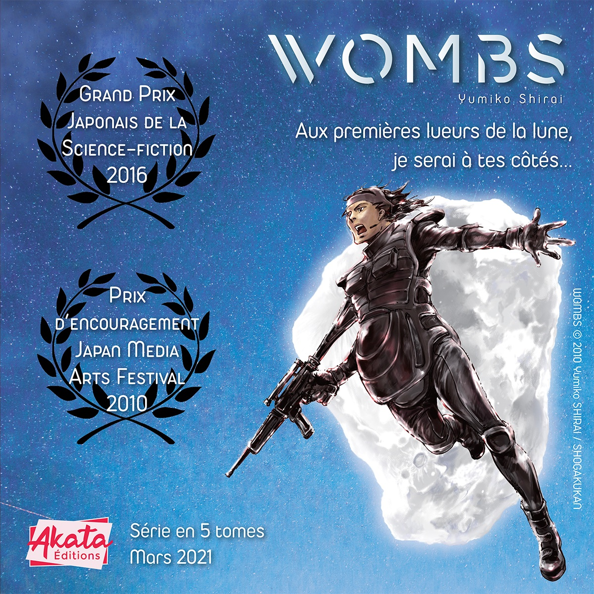 Wombs Annonce