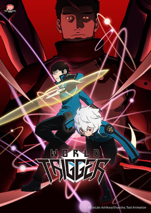 World Trigger S2 Affiche