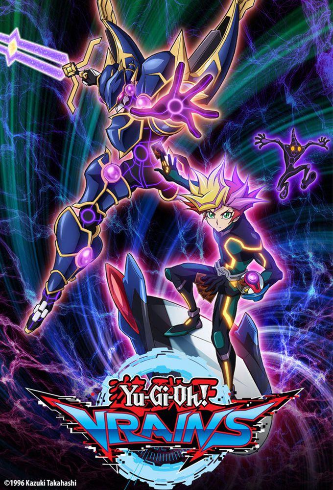 Yu-Gi-Oh Vrains Poster
