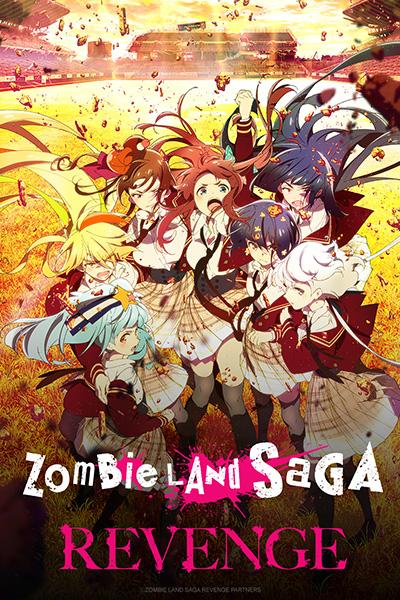 Zombie Land Saga Revenge Visuel