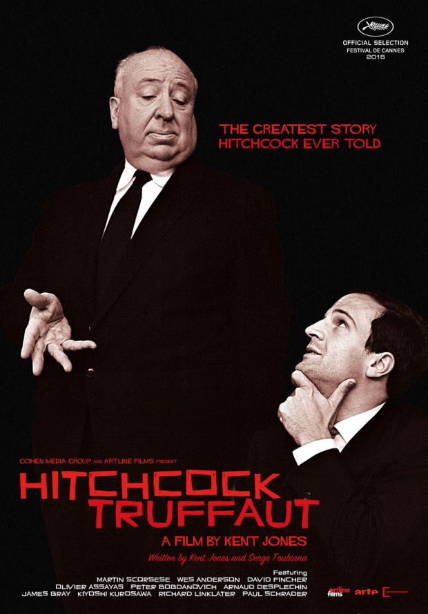 rencontre hitchcock truffaut