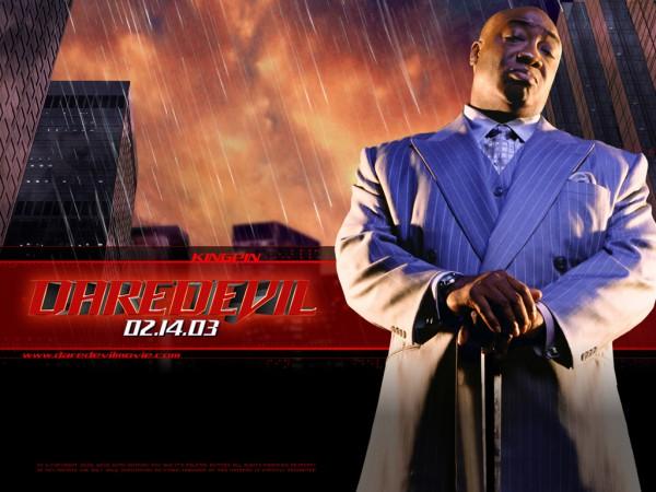 Michael Clarke Duncan as Kingpin