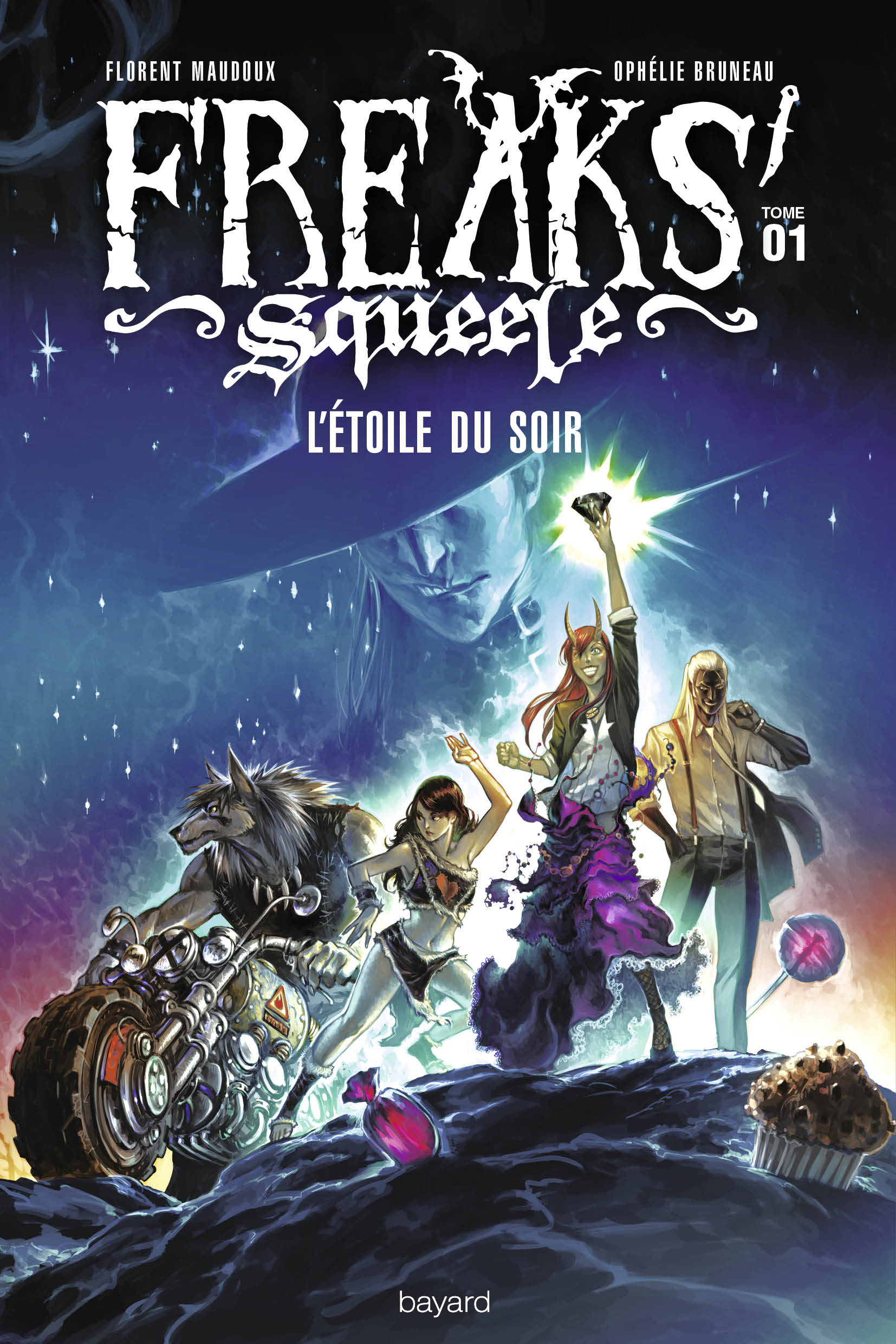 Freaks' Squeele Tome 1