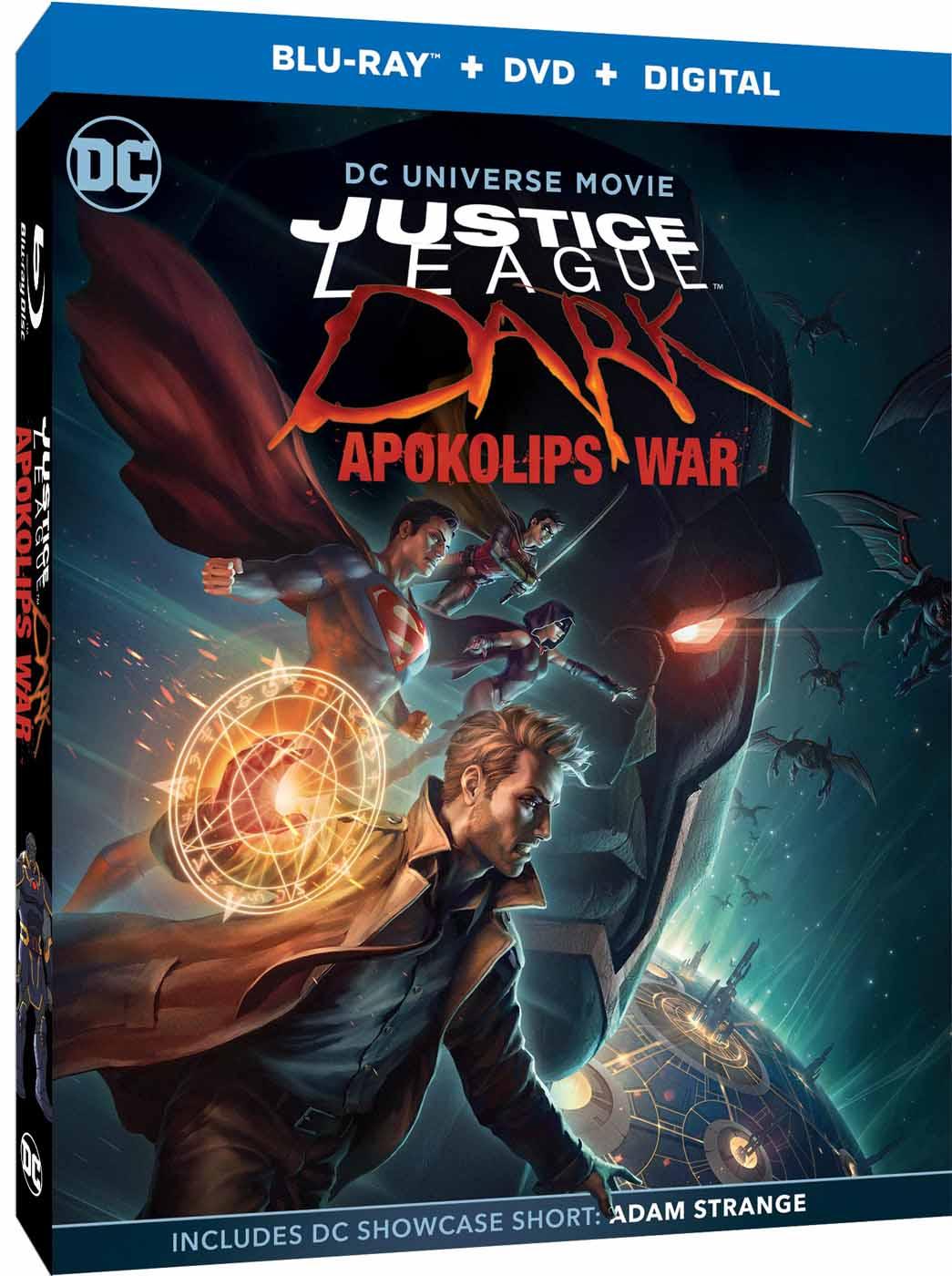 Bande-annonce : Justice League Dark - Apokolips War