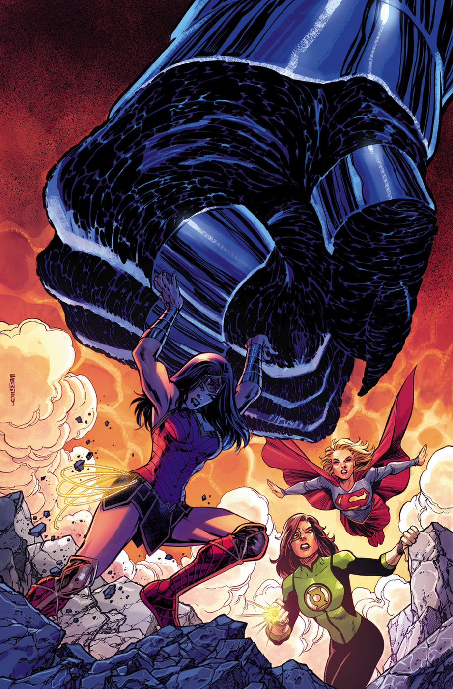 Green Arrow #46 DC Comics Main Cover or Kaare Andrews Variant Choice NM