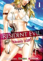 Resident Evil - Heavenly island