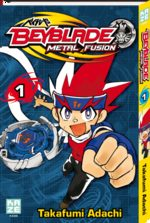 Beyblade Metal Fusion/Masters/Fury