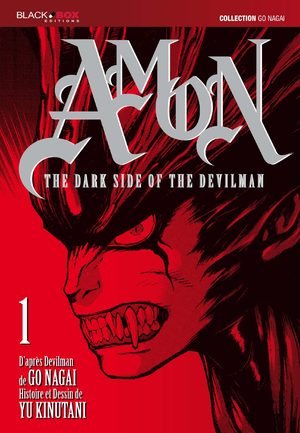 Amon - The dark side of the Devilman