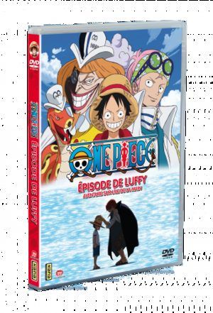One Piece - Épisode de Luffy - Aventure sur l'île de la main
