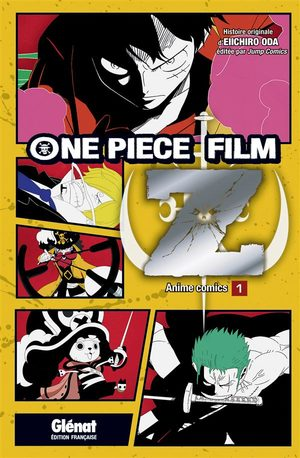 One piece - Film Z