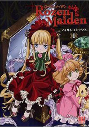 Rozen Maiden - Film Comics