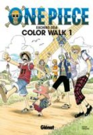 One Piece - Color Walk