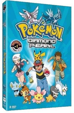 Pokemon - Saison 10 : Diamond and Pearl