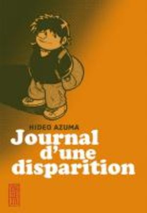 Journal d'une Disparition
