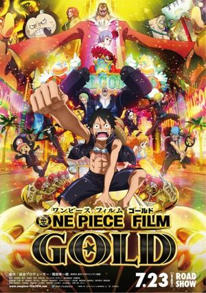 One Piece - film 12 : Gold