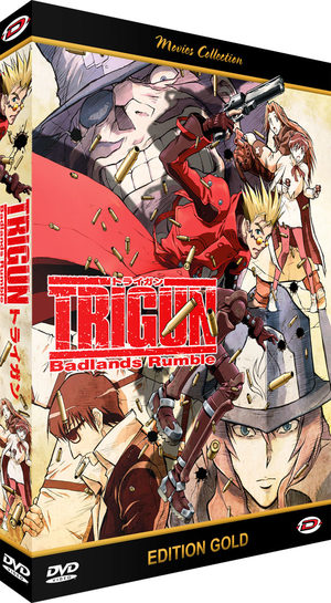 Trigun - Badlands Rumble