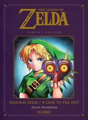 The Legend of Zelda - A link to the past & Majora's mask