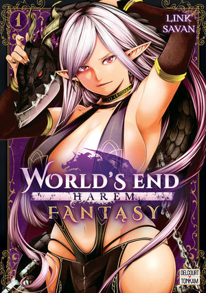 World's end harem fantasy