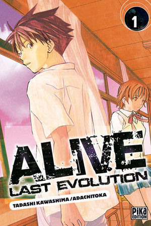 Alive Last Evolution