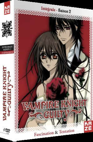 Vampire knight Guilty - Saison 2