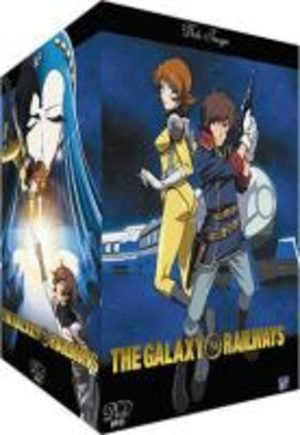 The Galaxy Railways - Saison 1