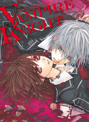Vampire Knight - Illustrations
