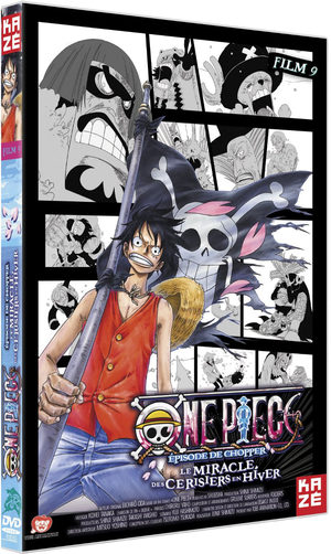 One Piece - Film 09 : Episode De Chopper - Le Miracle Des Cerisiers En Hiver