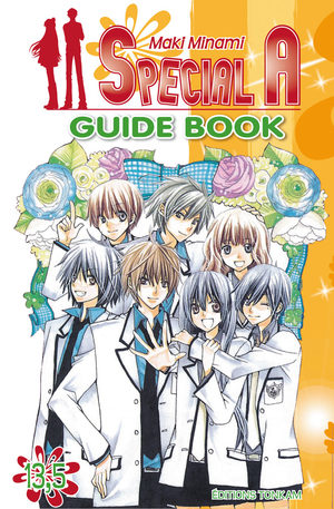 Special A Guide Book